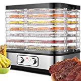 Best Meat Dehydrators - Food Dehydrator with Digital Temperature Control,Electric 7-Trays Meat Review