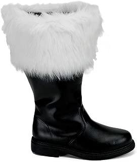 leather santa boots