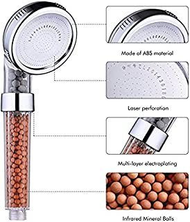Shower Head, Filtration Shower Spray Showerhead 200% High Pressure 30% Water Saving for Dry Skin & Hair