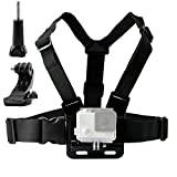 <span class='highlight'><span class='highlight'>TEKCAM</span></span> Adjustable Chest Harness Mount with J Hook Mount for AKASO/Apeman/Pictek/DBPOWER / WIMIUS/Lightdow/Cymas Action Sports Outdoor cameras accessories