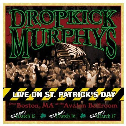 Live on St.Patrick's Day from [Vinyl LP]