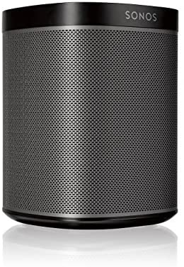 Sonos Play:1 – Compact Wireless Smart Speaker – Black (Discontinued by manufacturer)