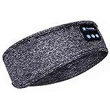 Upgrage - Cuffie per dormire, auricolari Bluetooth, morbidi e senza fili, con altoparlanti integrati per allenamento, corsa, yoga, viaggi in aria (F-X22)