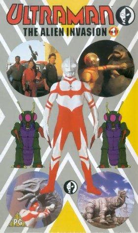 Ultraman: The Alien Invasion