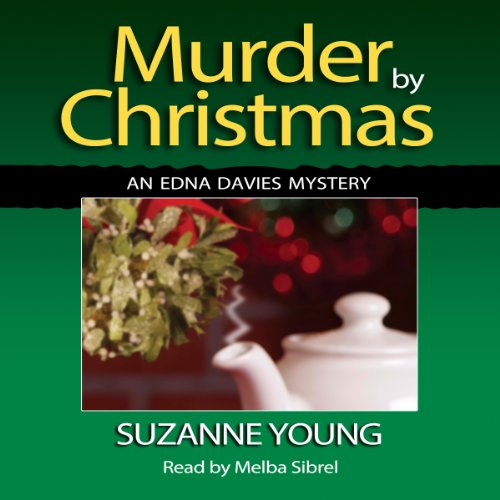 Murder by Christmas audiobook cover art