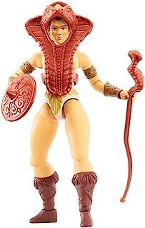Masters of the Universe GNN91 - Origins Actionfigur (14 cm) Teela, Actionfigur zum Spielen und Sammeln ab 6 Jahren