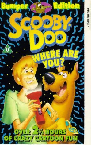 Scooby Doo-Where Are You ? [VHS]