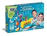 Clementoni-55287 - Mi Laboratorio de Quimica - juego científico a partir de 8 años