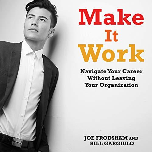 Make It Work audiobook cover art