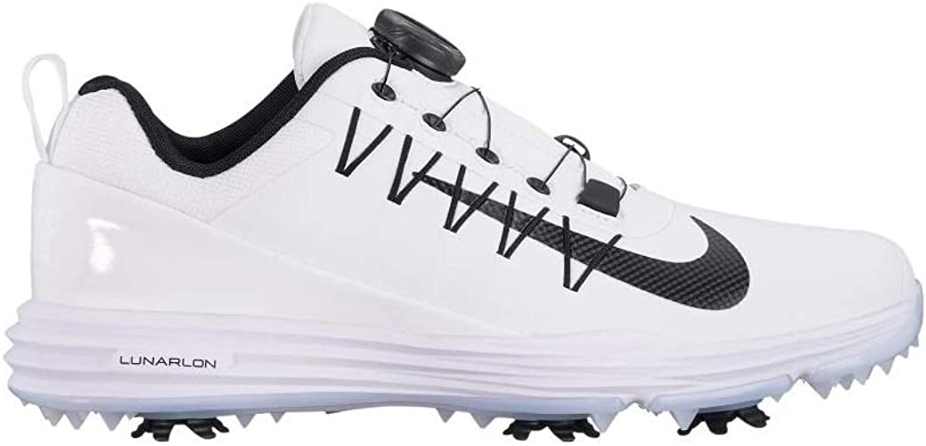 Nike WMNS Lunar Command 2 Boa, Chaussures de Golf Femme : Amazon ...