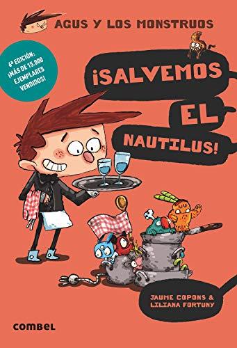 ¡Salvemos el Nautilus!: 2 (Agus y los monstruos)
