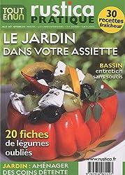 Juillet-août-septemb : Le jardin dans votre assiette