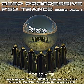 Deep Progressive Psy Trance 2020 Top 10 Hits Sting, Vol. 1