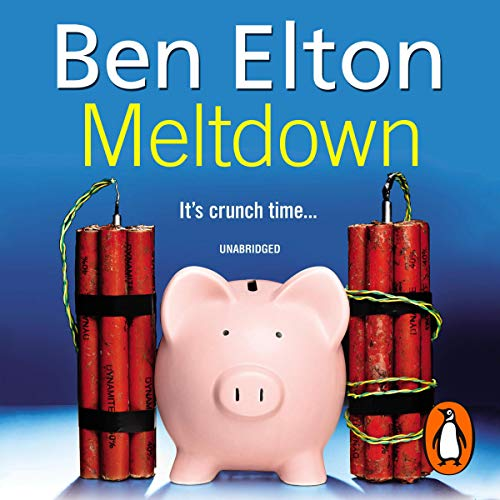 Meltdown audiobook cover art