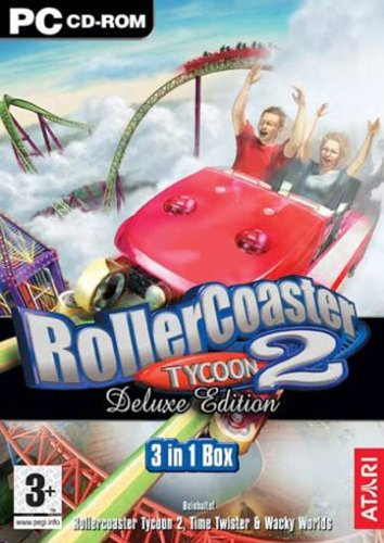 Rollercoaster Tycoon 2Deluxe Edition (PC CD) von Atari