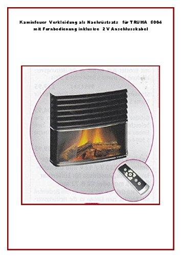 Truma - open haardvuur - bekleding als aanvulling voor verwarming S 5004 - Vertrieb Holly® producten STABIELO - holly-sunshade ®