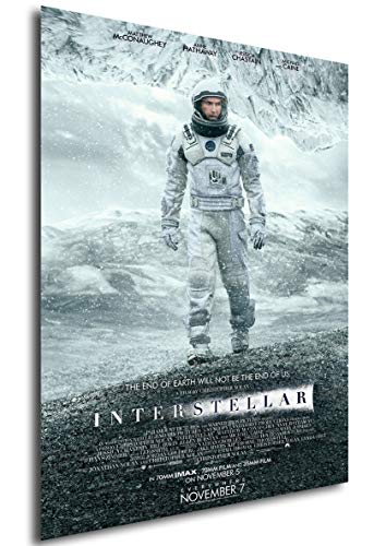 Posters Poster - Interstellar - Format (42x30 cm)