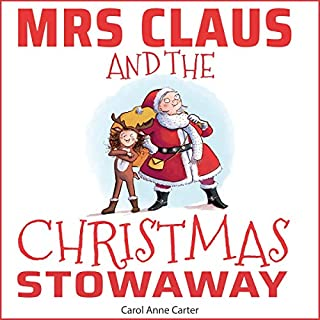Mrs Claus and the Christmas Stowaway cover art