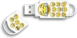 Integral INFD16GBXPREMOJI Xpression Emoji - 16GB USB Flash Drive