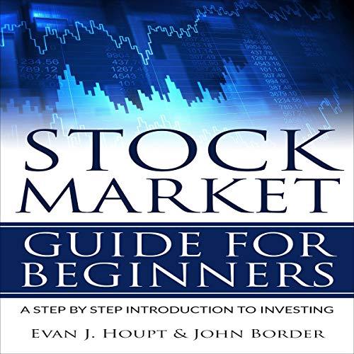 Stock Market Guide for Beginners Titelbild