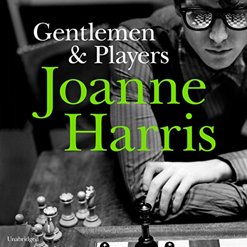 Gentlemen and Players audiobook cover art
