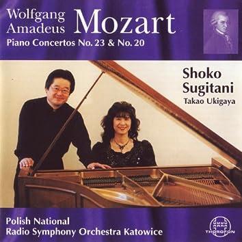 Mozart: Klavierkonzerte KV 488, KV 466