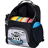 Dynamic Discs Cadet Disc Golf Backpack | Arctic Camo | Frisbee Disc Golf Bag with 17+ Disc Capacity | Introductory Disc Golf Backpack | Lightweight and Durable | Discs NOT Included