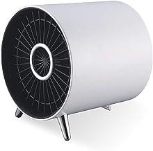 SADDPA Portátil Calefactor Cerámico, Estufa Eléctrica Calefactor 1000/1360W, Protección contra Vuelcos, Ideal para Bebé, Personal o Familia, Vestirse Desvestirse