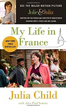 My Life in France book cover