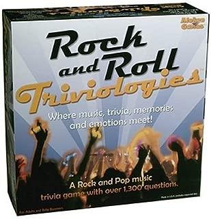 Aleken Games Rock & Roll Triviologies