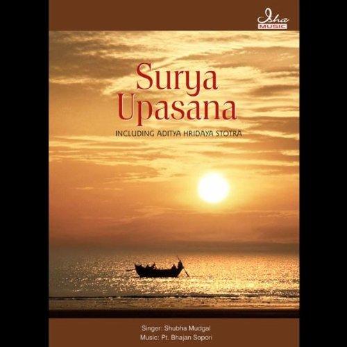 Surya Namaskar Mantras by Jitender Singh on Amazon Music