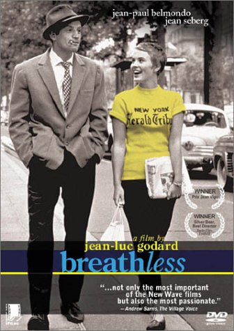 Breathless (A bout de souffle) [Import USA Zone 1]