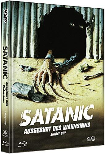 Satanic - Ausgeburt des Wahnsinns - Sonny Boy [Blu-Ray+DVD] - uncut - Mediabook Cover B