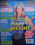 FIRST FOR WOMEN MAGAZINE-August 2021-Cure Your Tiredness