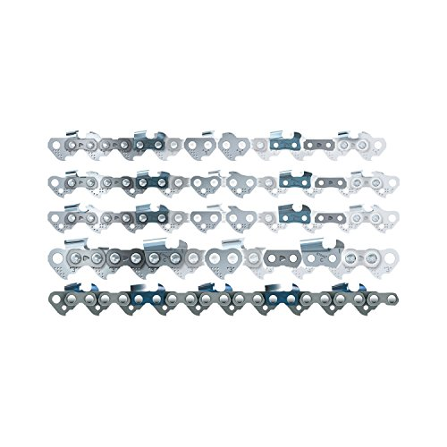 STIHL Ersatzkette PICCO MINI 61 PMM3 3610/44  3/8 Zoll, 44 Glieder, 1.1 mm,  Länge 30 cm, 1 Stück, 36100000044