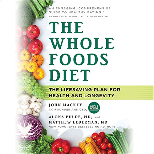 The Whole Foods Diet cover art