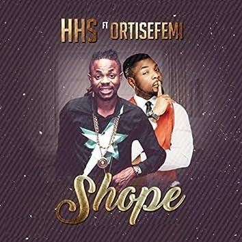 Shope (feat. Oritsefemi)