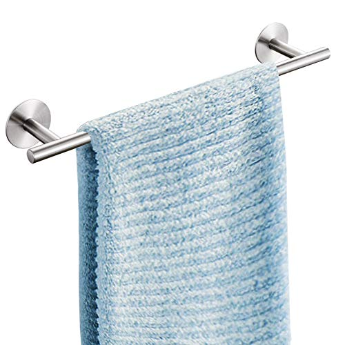 Towel Bar Self Adhesive Hand Towel Holder for Bathrooms...