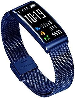 JSGJSH 2018 New Smart Bracelet X3 Fitness Tracker Smart Bracelet 0.96 Inch TFT IPS Color Bracelet Support Waterproof IP68 Blood Pressure Heart Rate smartband