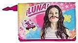 Undercover SORN7006 Geldbörse mit Hangtag, Disney Soy Luna, ca. 12 x 9 x 2 cm
