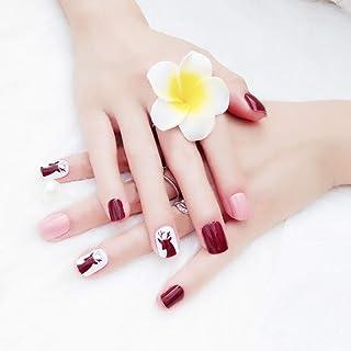 Amazon.es: uñas postizas manicura francesa