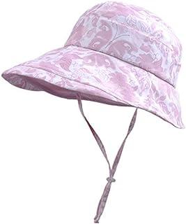 Sombreros para El Sol Fresco Visera De Playa De Verano Plegable para Dama Ciclismo Protección Solar Especial Visera UV (Color : Lavender)