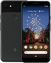 Google Pixel 3a XL Verizon Just Black, 64GB (Renewed)