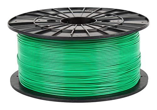 Filament-PM ABS Green, 1.75mm, 1kg of high quality filament made in EU