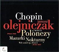 Polanaises Mazurkas & Nocturnes by F. Chopin (2009-11-10)