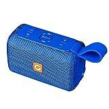 Bluetooth Lautsprecher, DOSS E-Go Bluetooth Lautsprecher Boxen Soundbox mit besserem Bass Drahtloser...