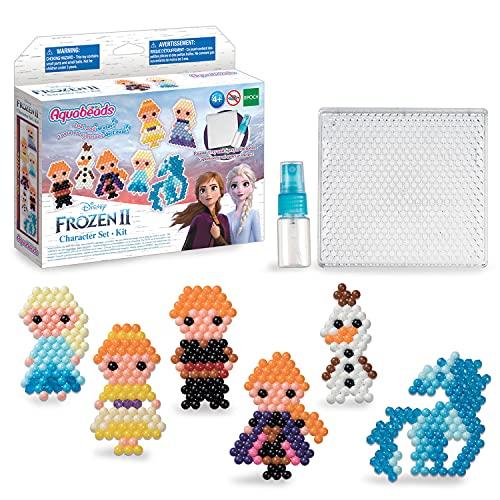 Aquabeads Character Set Disney Juego de 2 Personajes de Frozen (Epoch AB31370)