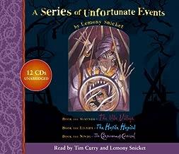 "Lemony Snicket Gift Pack: ""The Vile Village"", ""The Hostile Hospital"", ""The Carnivorous Carnival"" Nos.7-9"