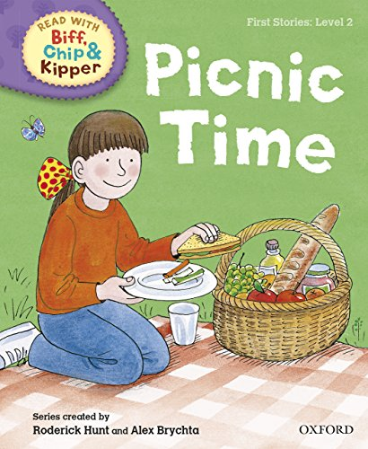 Oxford Reading Tree Read with Biff, Chip and Kipper: First Stories: Level 2: Picnic Time (English Edition)