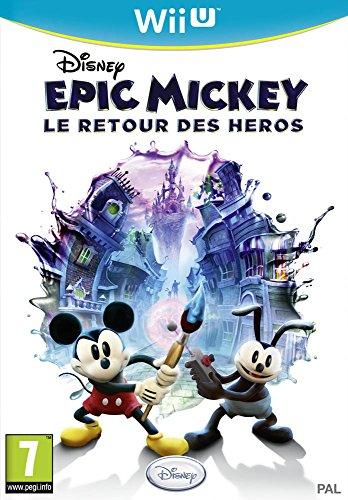 Disney Epic Mickey: Le Retour Des Héros [Importación Francesa]